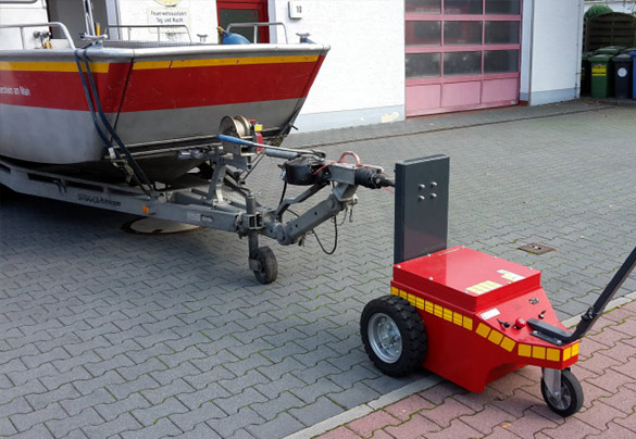 Multi-Mover Tjan Elektroschlepper